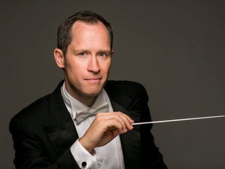 Conductor Alastair Willis