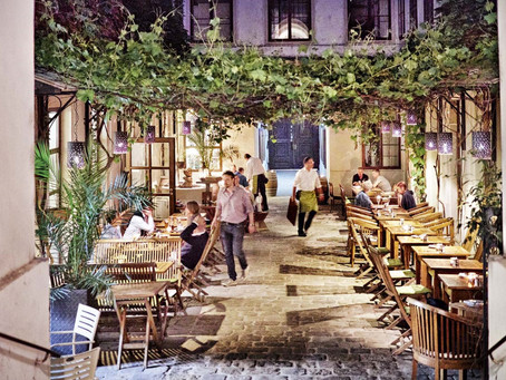 Cool Off: TheBest Al Fresco Dining in Vienna