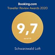 Schwarzwad Loft Baden-Baden Guest Review Awards 2020