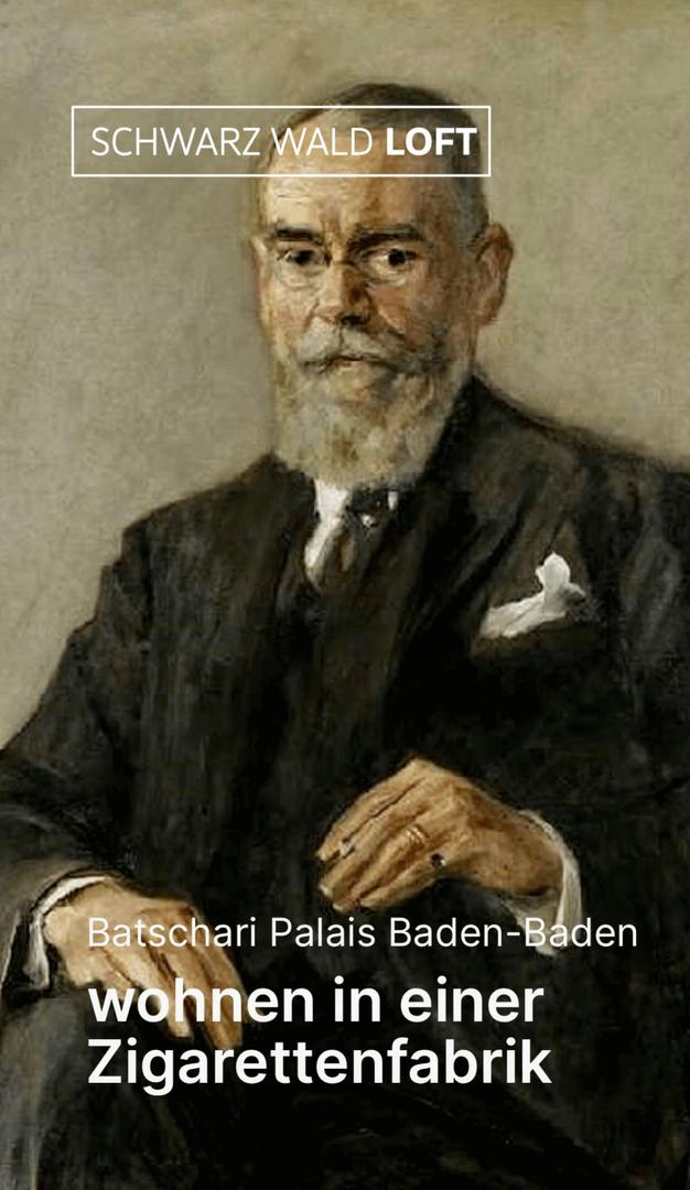 Das Batschari Palais Baden-Baden