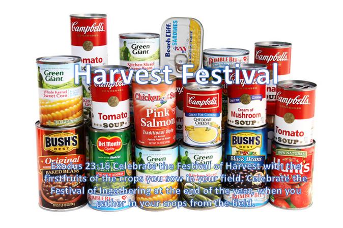 Celebrating Harvest