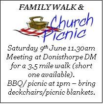 Family Walk & Church Picnic