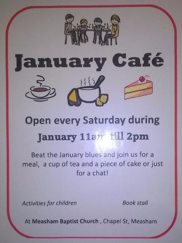 The January Cafe
