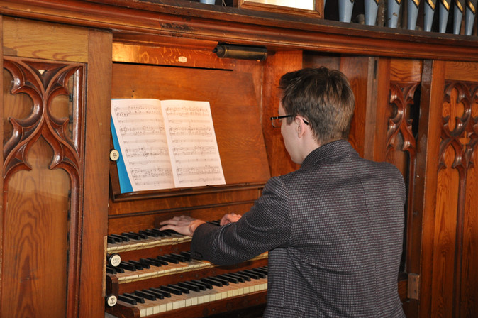 Organ Gets An Airing