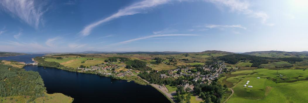 Lairg & Loch Shin, Scotland