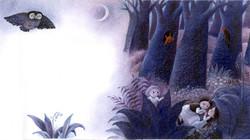 Bratři Grimmové BĚLINKA A RŮŽENKA V Aventinum 1998
