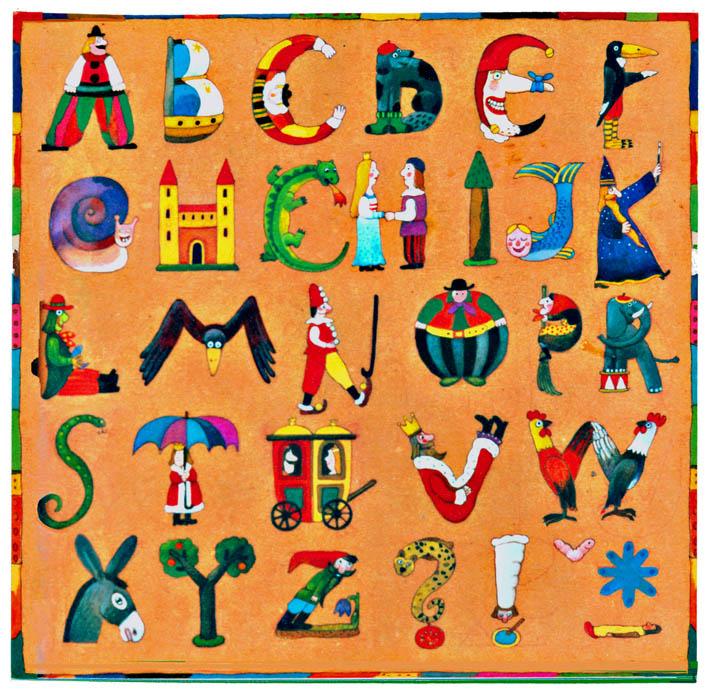 Pohádková abeceda 2001