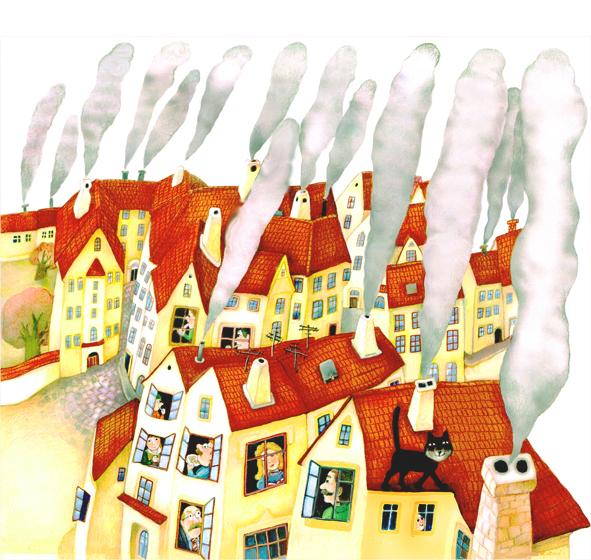 Zdeněk Svěrák JAKÉ JE TO ASI V ČUDU V Fragment 2003