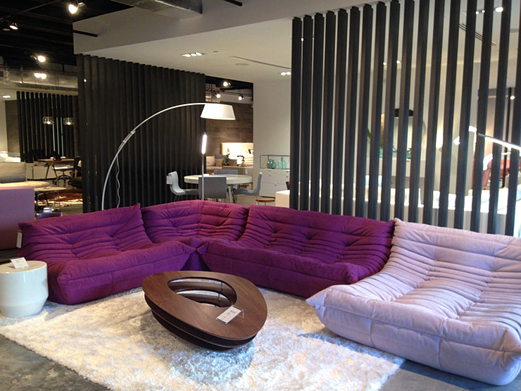 B1architect ligne roset for Interior design 08844