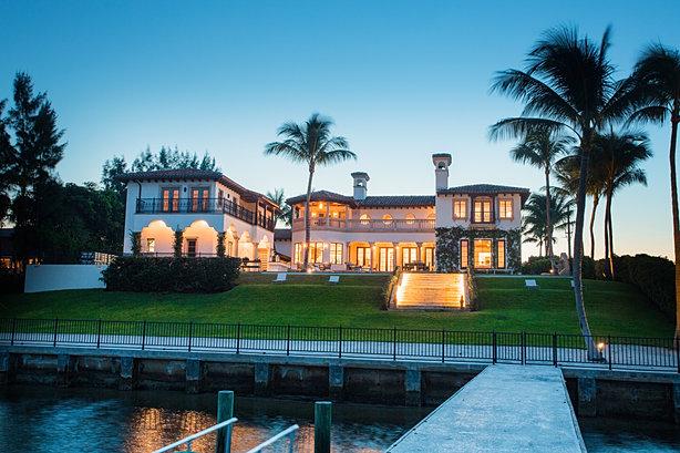 b1architect | italian style house palm beach