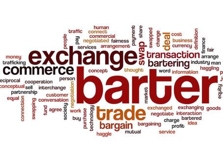 Barter: The Overlooked Hero of the Economy