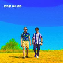 Silk Tonic - Things You Said