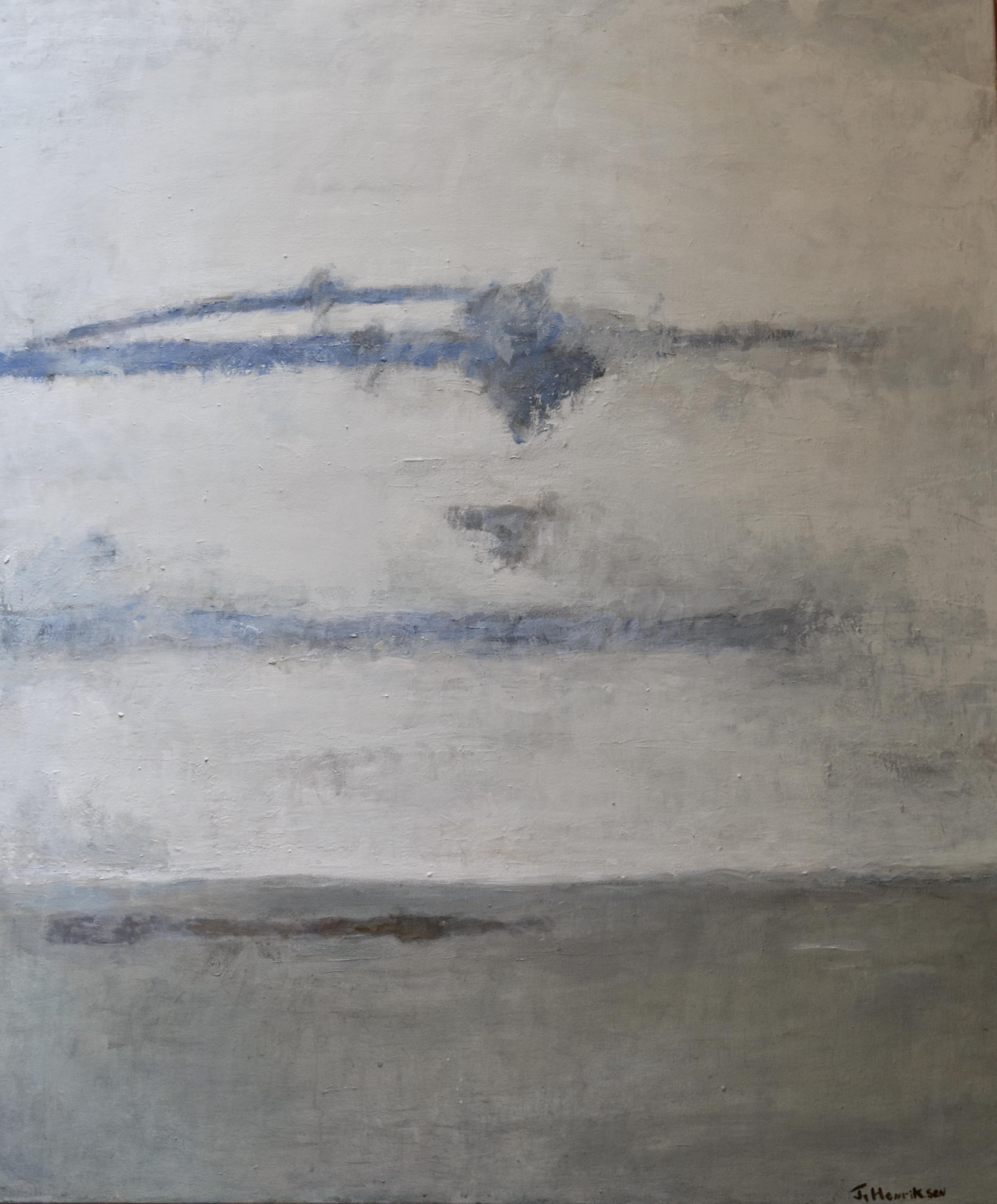 """""""Salt Flats""""  36x48""""(sold)"""