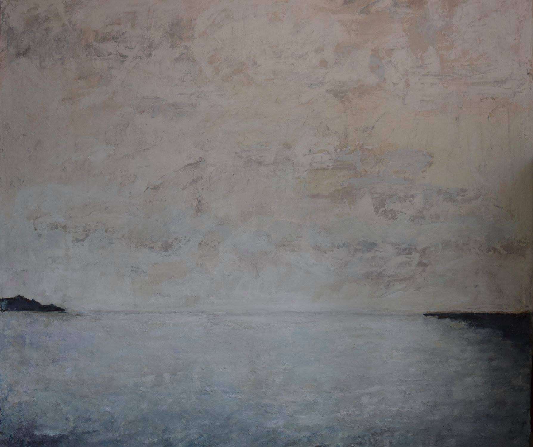 """Sea Change"" 35x39""(sold)"
