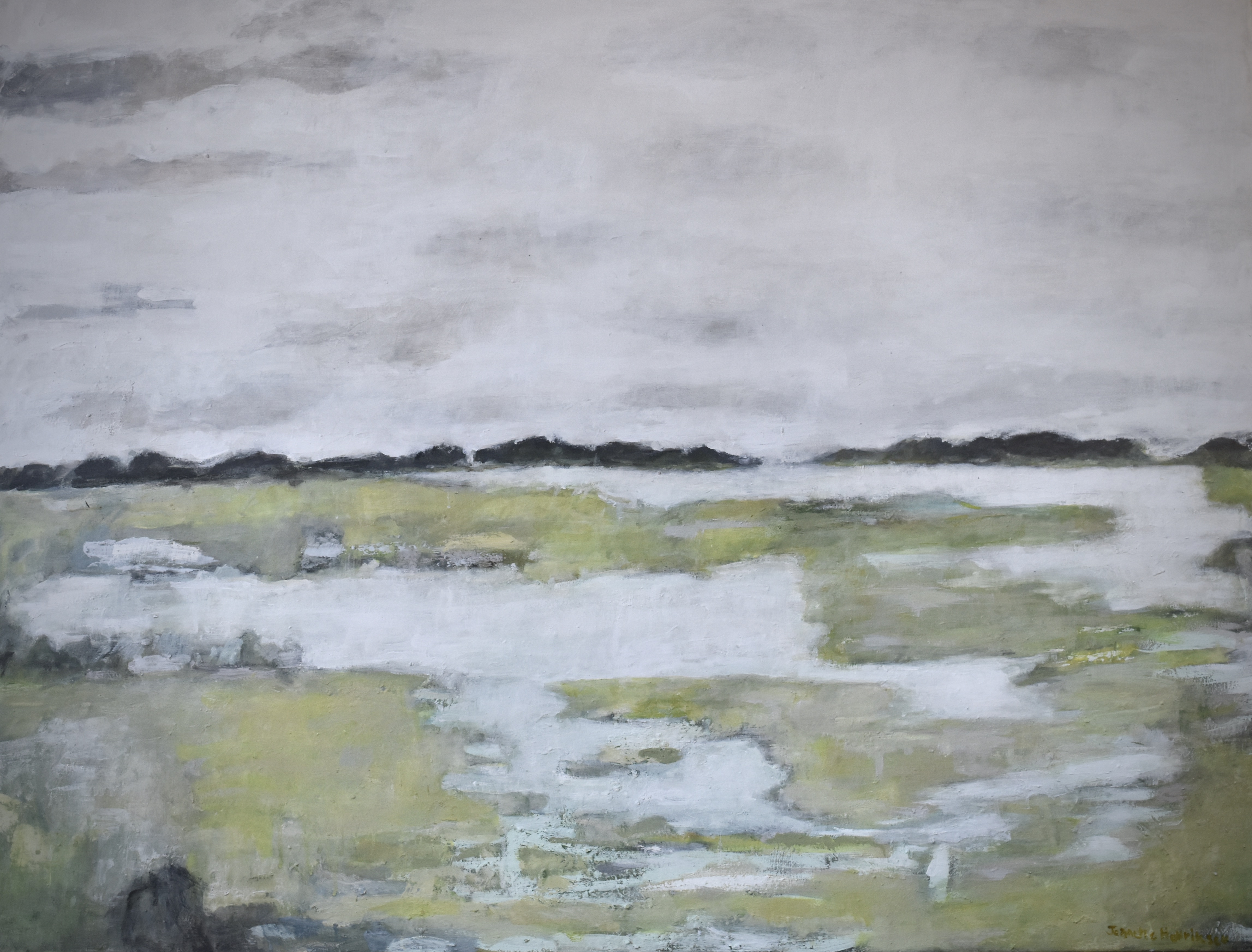 "Spring Tides-47x60"""
