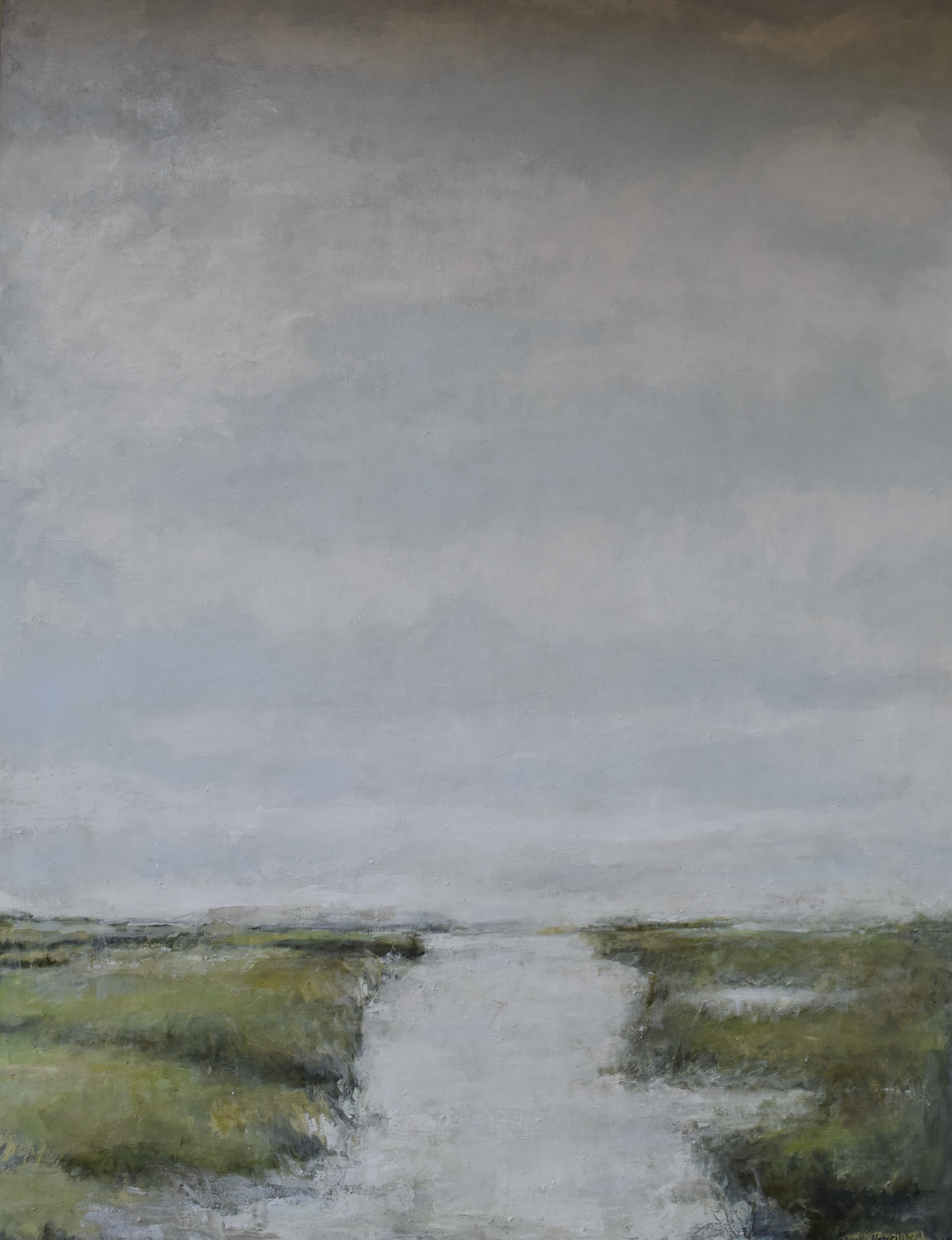 """""""Changing Tides"""" 47x60""""(sold)"""