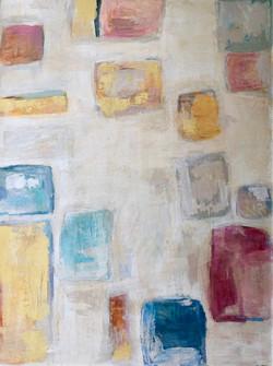 """""""La Raison d'Etre"""" - 35x47(sold)"""