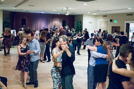 Argentine Tango Socials and Dance events in Los Angeles