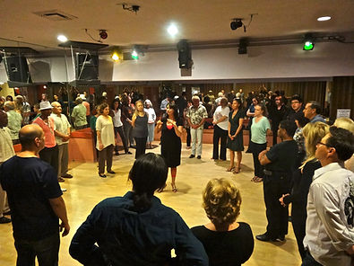 Argentine Tango and Dance lessons for beginners by Ilona Glinarsky