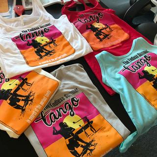 Endless Summer Tango t-shirts