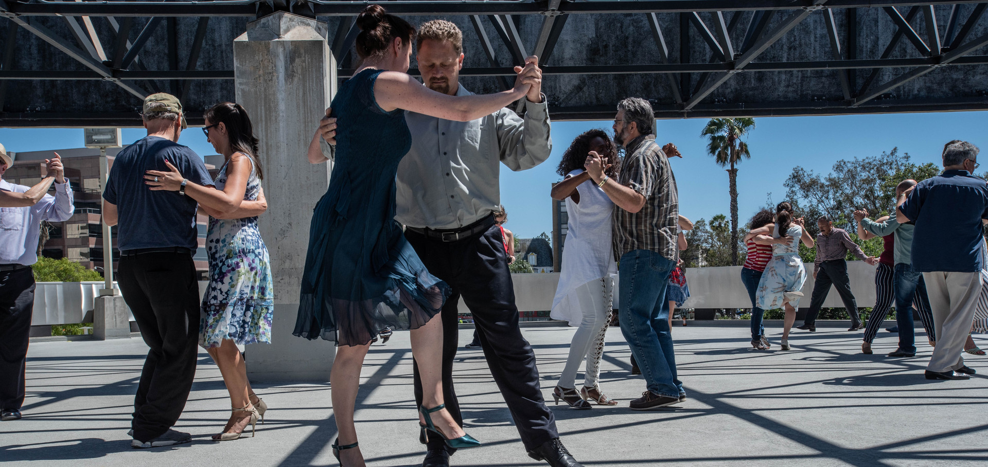 Tango rebels at La Brea Tarpits