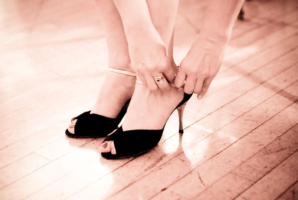 Dance and Argentine Tango lessons in Los Angeles by Ilona Glinarsky