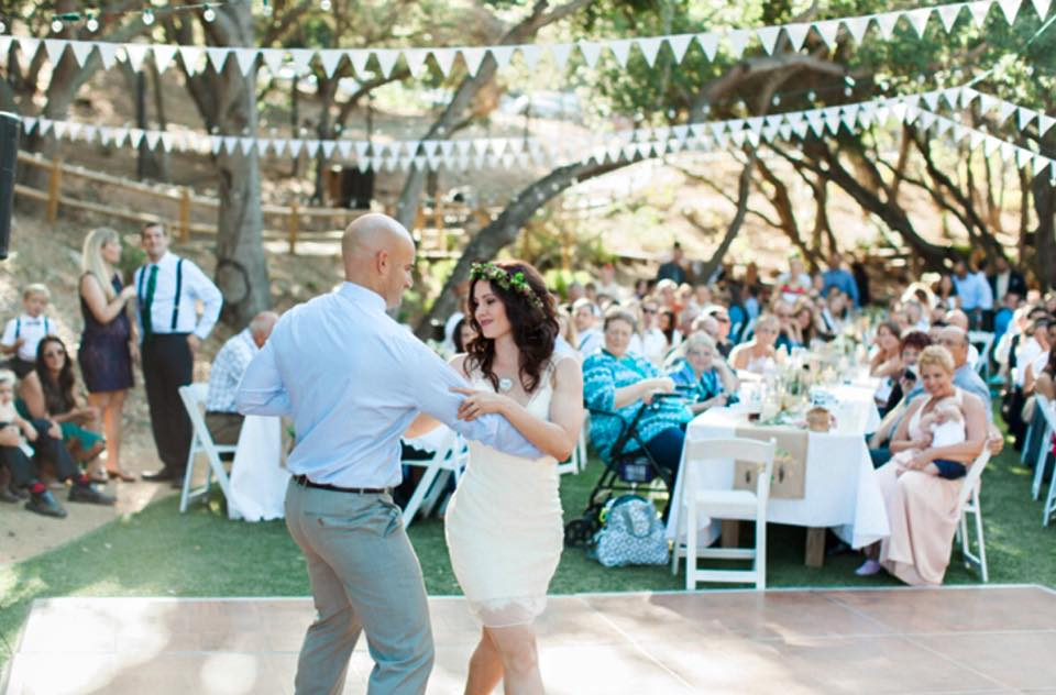 Wedding Dance lessons and coaching