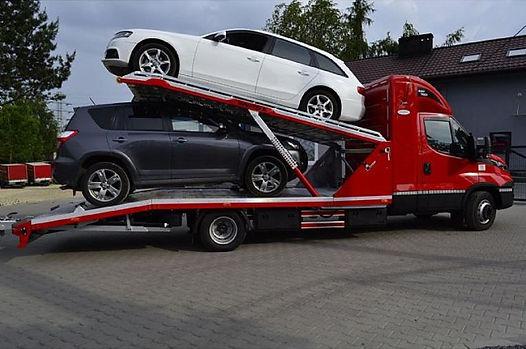 Автовоз в Европу