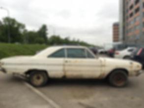 Реставрация авто
