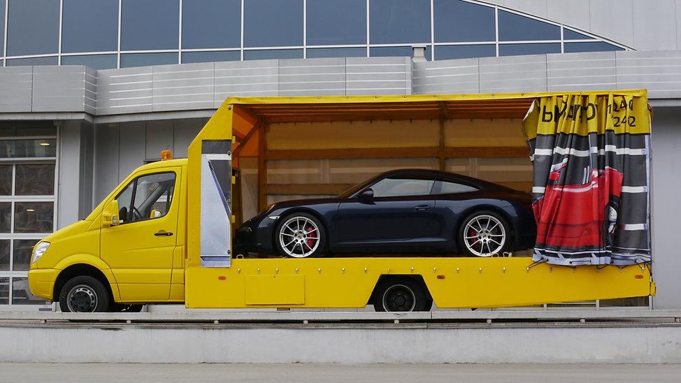 перевозка авто, закрытый эвакуатор, крытый эвакуатор, ПЕРЕВОЗКА АВТО в европу