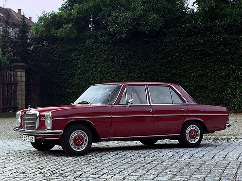 Лобовое стекло Mercedes W114 - 115