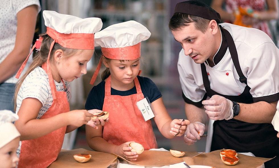 Кулинарные мастер-классы по старо-русским рецептам