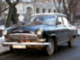 Реставрация советских ретро автомобилей