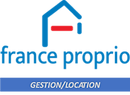 Site Gestion locative de France Prorpio