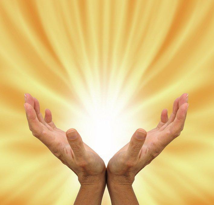 60 min Healing Touch