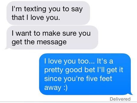 The Relationship Vs. Technology Battle