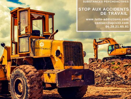 Stop aux accidents de travail