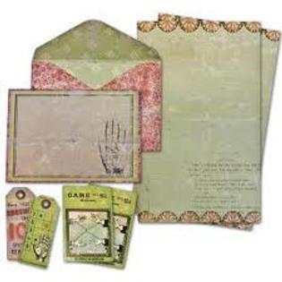 Vintage Stationary - Gypsy Edition