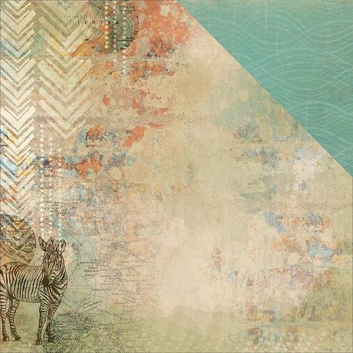 Kaisercraft Into the Wild Collection - Savanah