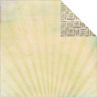 Kaisercraft 12 x 12 paper Sandy Toes Collection - Surfboard