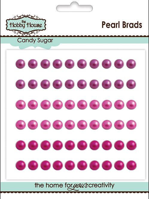 5mm Adhesive Pearls Candy Sugar