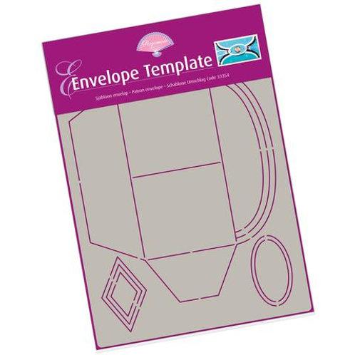 Pergamano Envelope Template