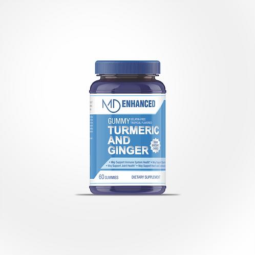 Turmeric & Ginger Gummies