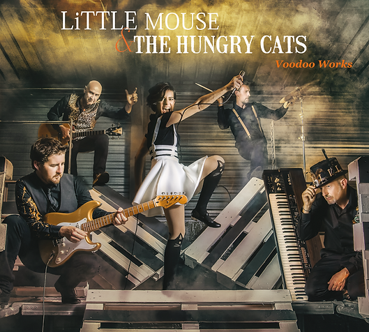 Pochette Little Mouse & The Hungry Cats