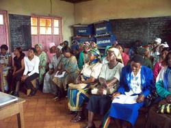 Attentive listening at Seminar