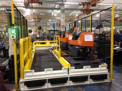 Counterweight Conveyor Front