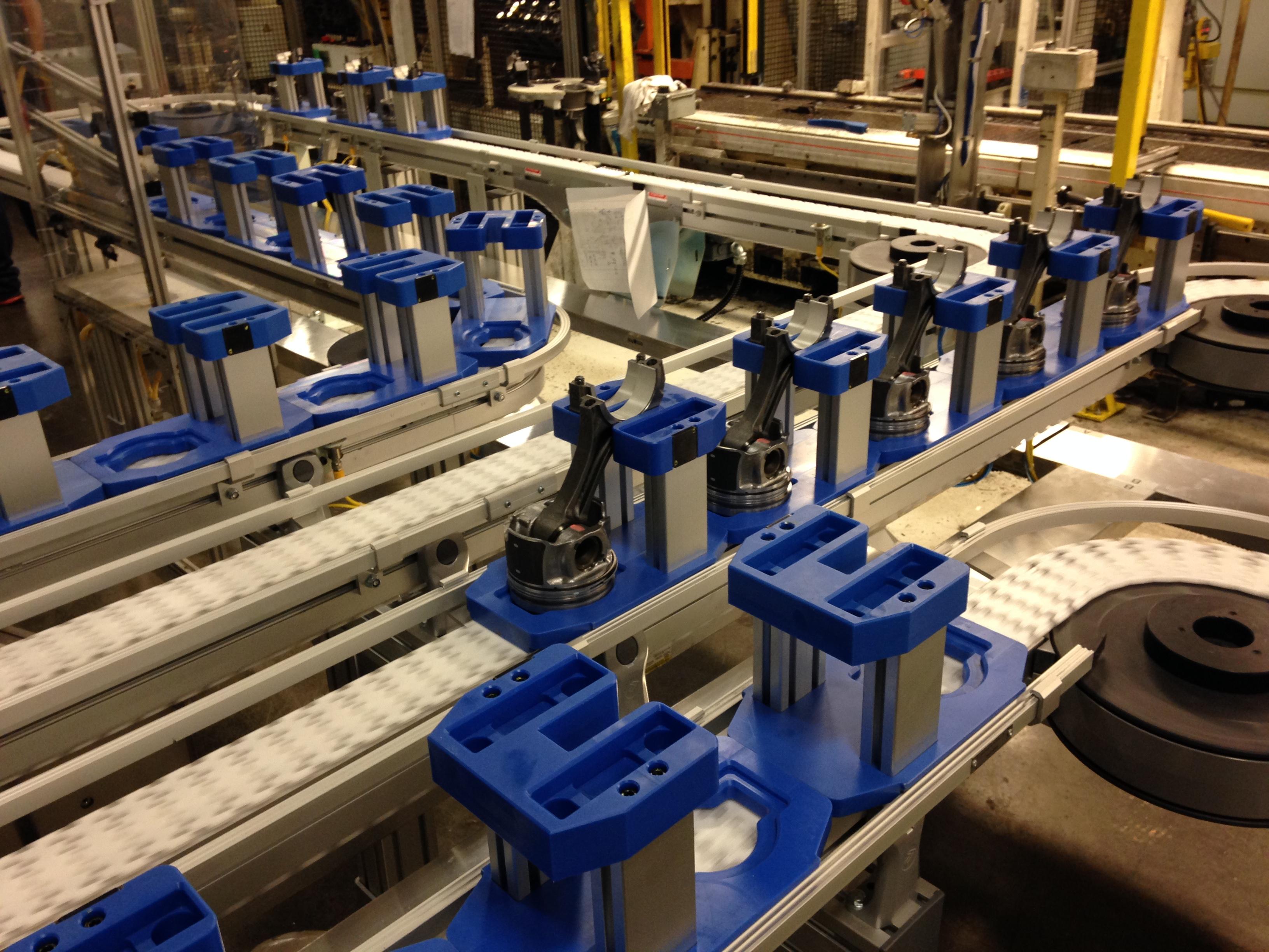 Piston Rod Conveyor
