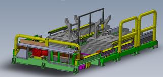 Counterweight Conveyor