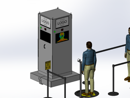 Introducing TOA SE's Elevated Body Temperature (EBT) Check Station
