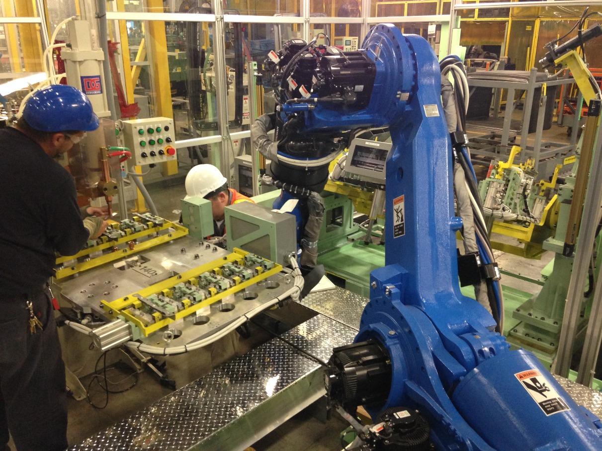 Robot Install